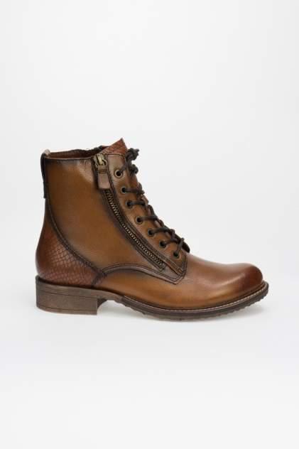 Ботинки женские Tamaris 1-1-25211-25-378/200, коричневый