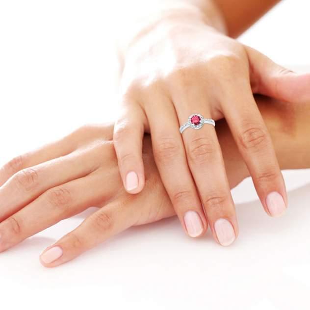 Кольцо женское Skazka 00585 р.16.5