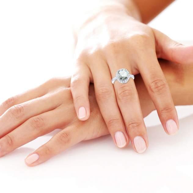 Кольцо женское Skazka 00672 р.17