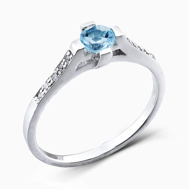 Кольцо женское Skazka 04789 р.18.5