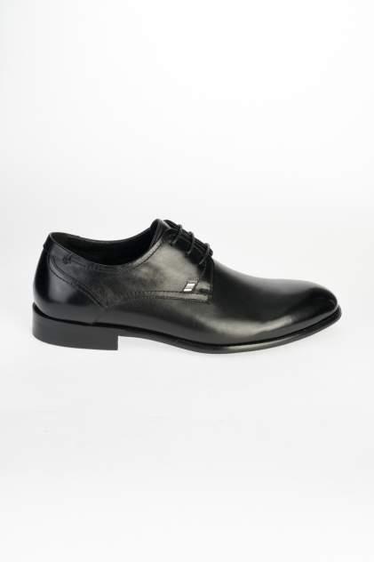 Туфли мужские Respect SS83-139493, черный