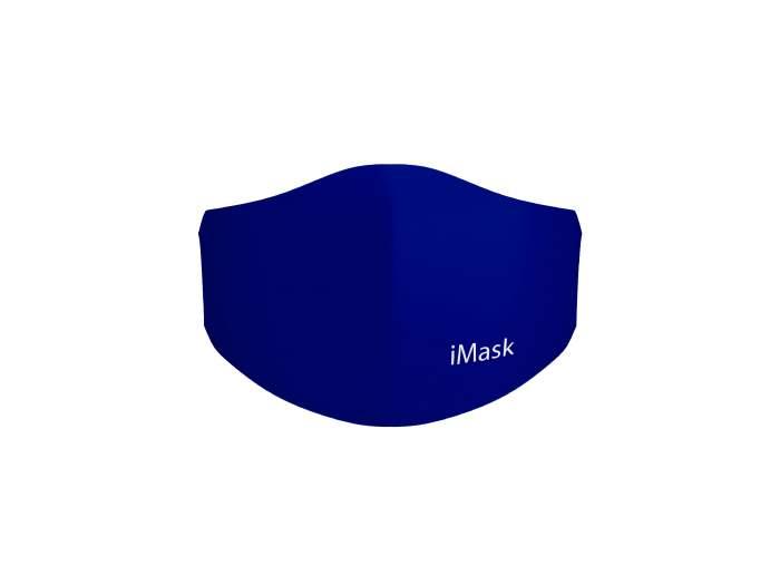 Многоразовая защитная маска iMask Синий M