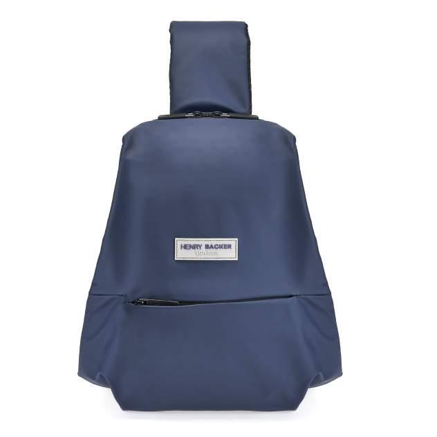Рюкзак Henry Backer HB1067 синий