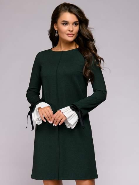 Женское платье 1001dress DM01092MG, зеленый