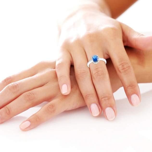 Кольцо женское Skazka 00596 р.18.5