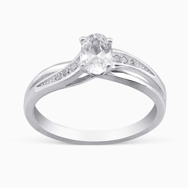 Кольцо женское Skazka 06185 р.17