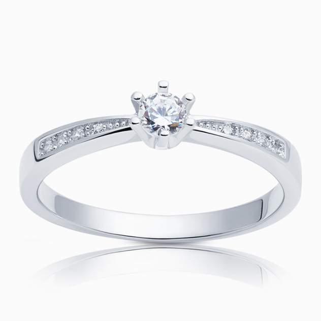 Кольцо женское Skazka 04320 р.17.5