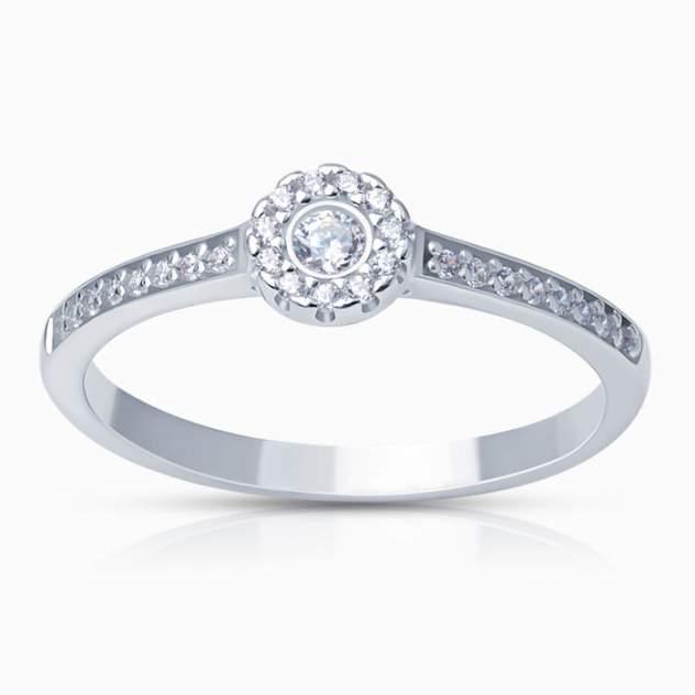 Кольцо женское Skazka 23492 р.18