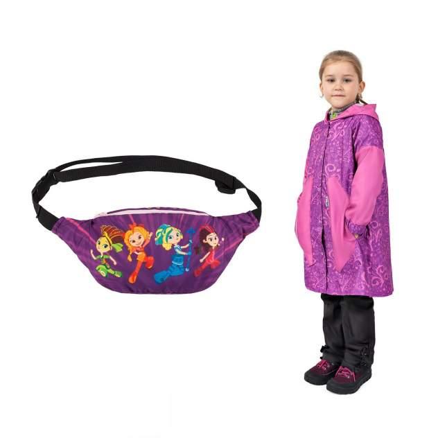Дождевик детский Oblicools, цв. фиолетовый