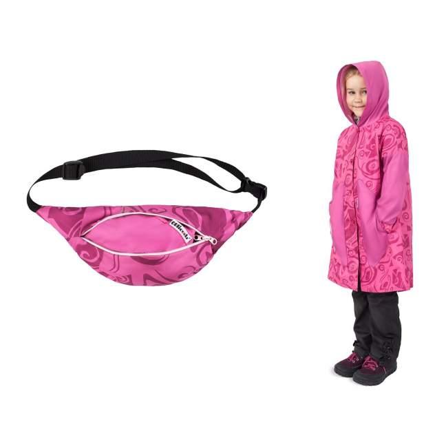 Дождевик детский Oblicools, цв. розовый