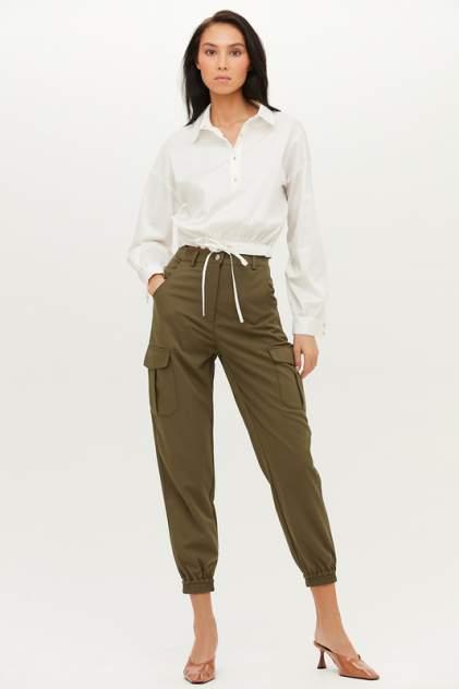 Женские брюки LOVE REPUBLIC 1151252737, зеленый