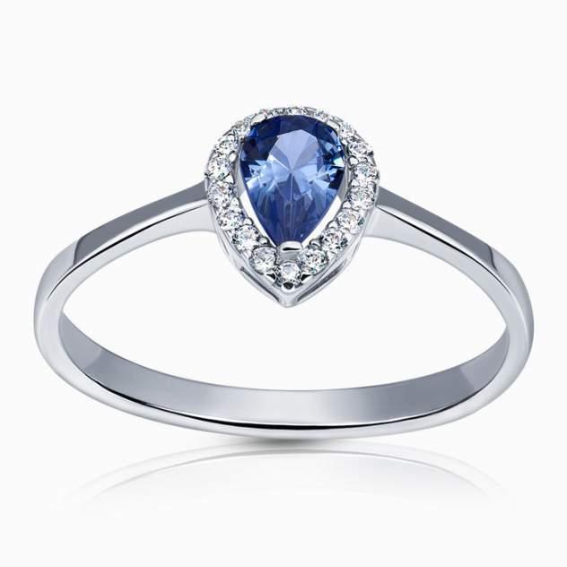 Кольцо женское Skazka 45537 р.18