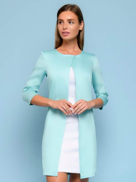 Женское платье 1001dress 0112001-01038MN, голубой
