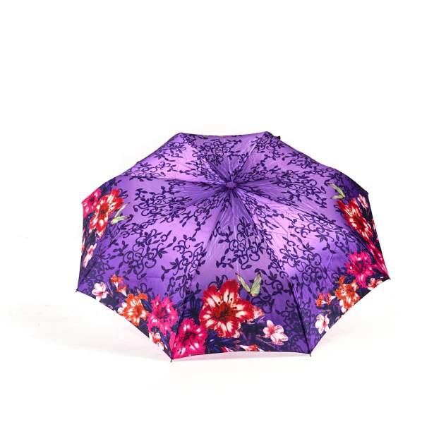 Зонт женский UTEKI U5154 фиолетовый