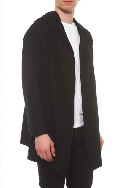 Кардиган мужской BENDCLUB 11-165 черный 50