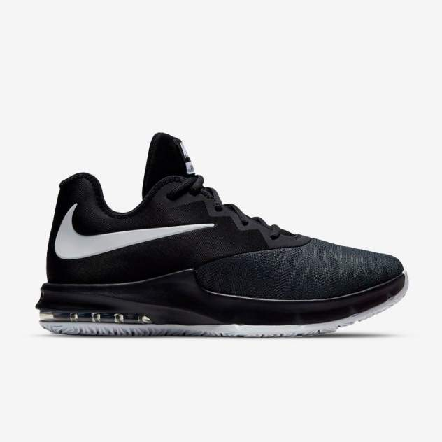 Кроссовки мужские Nike Infuriate AJ5898, черный