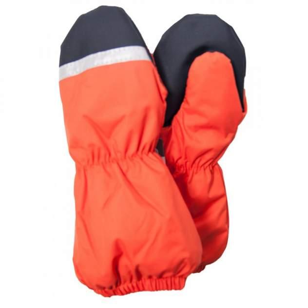 Варежки KERRY k17175/200 оранжевые, размер 2