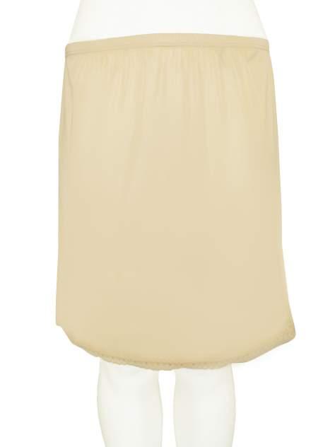 Нижняя юбка женская EVADIVA 844 бежевая 40-42