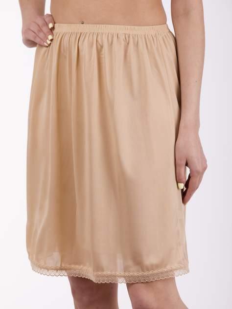 Нижняя юбка женская EVADIVA 844 бежевая 44-46