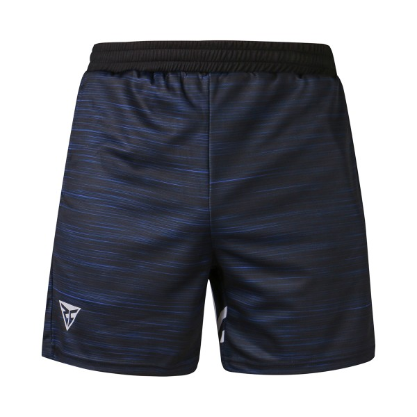 Шорты Zrce DSK05, черный/синий, XXL INT