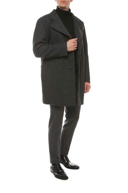 Пальто мужское MISTEKS DESIGN 31923 серое 68-176
