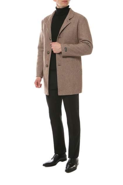Полупальто мужское MISTEKS DESIGN 31950 коричневое 52-176