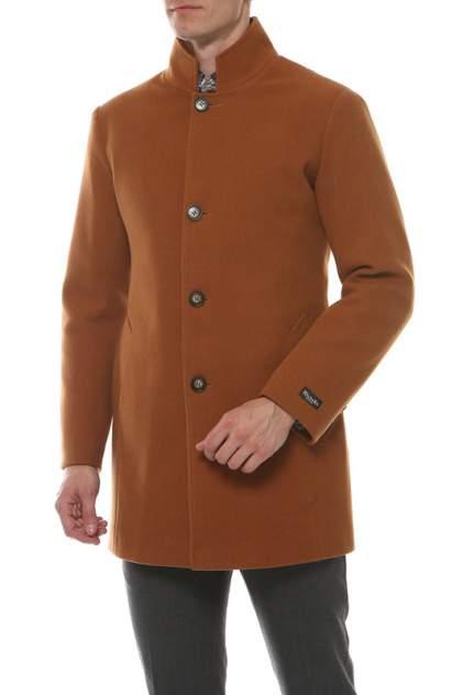 Полупальто мужское MISTEKS DESIGN 31952 коричневое 54-176
