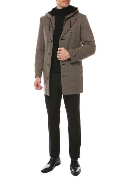 Мужское пальто MISTEKS DESIGN 31957, коричневый