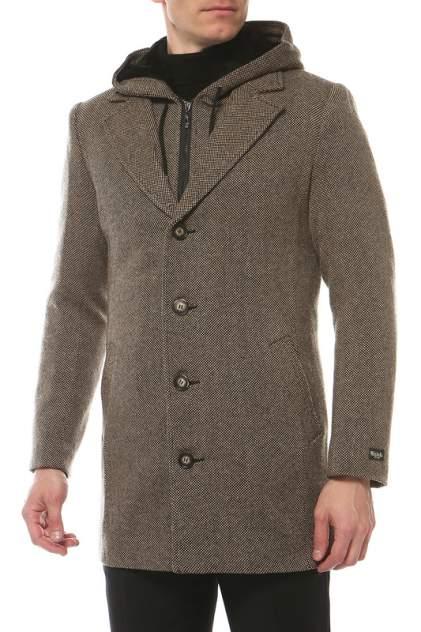 Полупальто мужское MISTEKS DESIGN 31957 коричневое 50-176