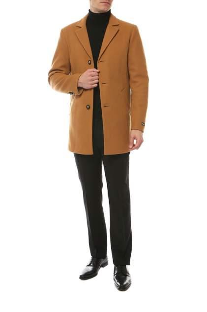 Полупальто мужское MISTEKS DESIGN 31945 коричневое 48-176