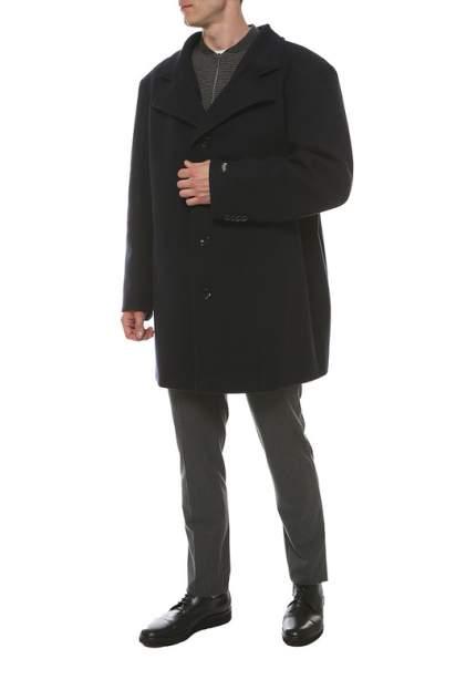Пальто мужское MISTEKS DESIGN 31926 синее 58-176