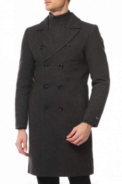 Пальто-бушлат мужское MISTEKS DESIGN 31929 серое 54-176