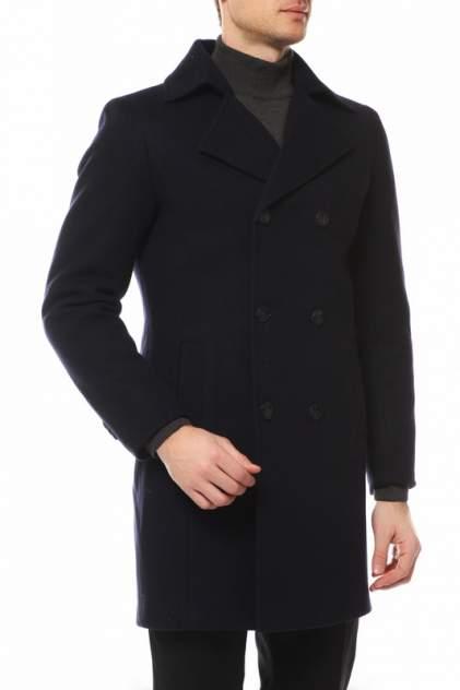 Пальто-бушлат мужское MISTEKS DESIGN 31906 синее 54-176