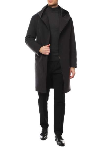 Пальто мужское MISTEKS DESIGN 31956 серое 56-176