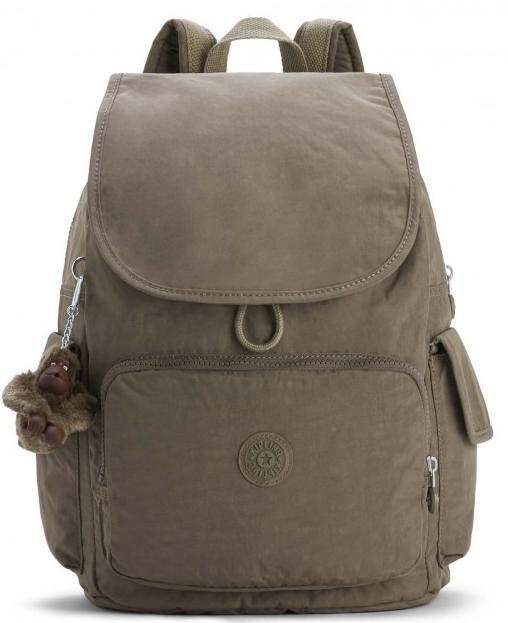 Рюкзак унисекс Kipling K1214777W коричневый