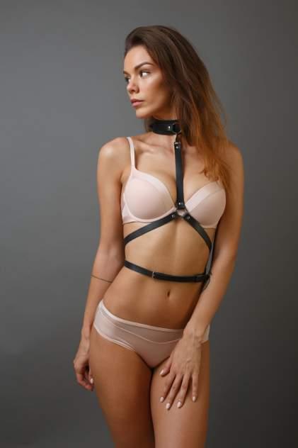 Портупея женская Fatal Obsession FO_Collar черная M