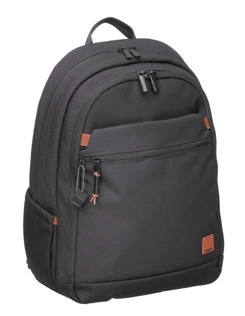 Рюкзак унисекс Hedgren HESC03M черный