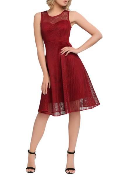 Вечернее платье женское Apart 34909 красное 34