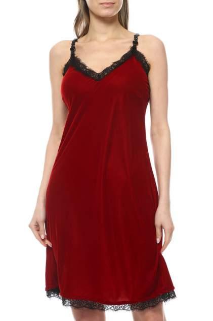 Платье-комбинация женское Rinascimento CFC 0072303003 красное M