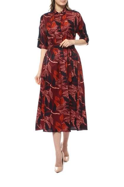 Повседневное платье женское U.S. POLO Assn. G082SZ0320Beramdress красное 38