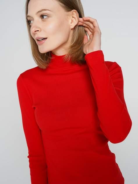 Водолазка женская ТВОЕ 68402 красная XL