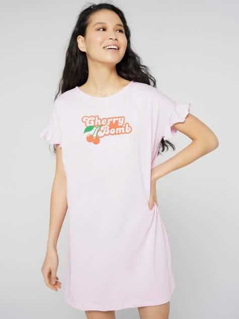 Ночная сорочка женская ТВОЕ 68516 розовая L