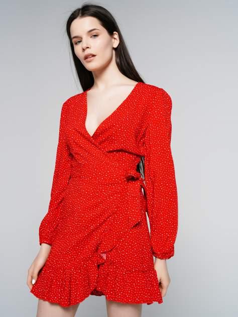 Женское платье ТВОЕ A7544, красный