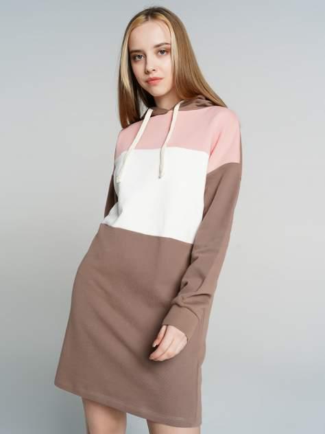 Женское платье ТВОЕ 76709, бежевый
