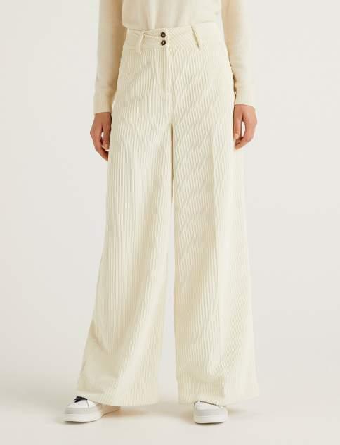Женские брюки United Colors of Benetton 21A_4NIA559O4, желтый