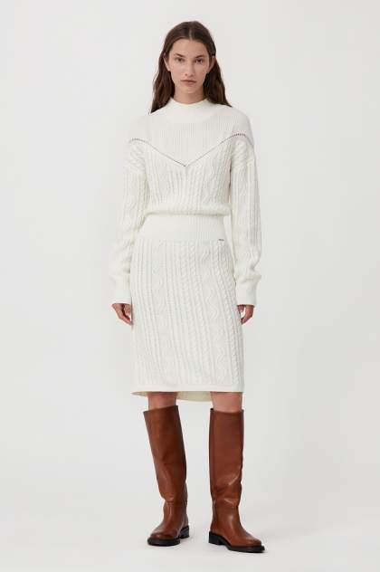 Женское платье Finn Flare FAB111113, бежевый