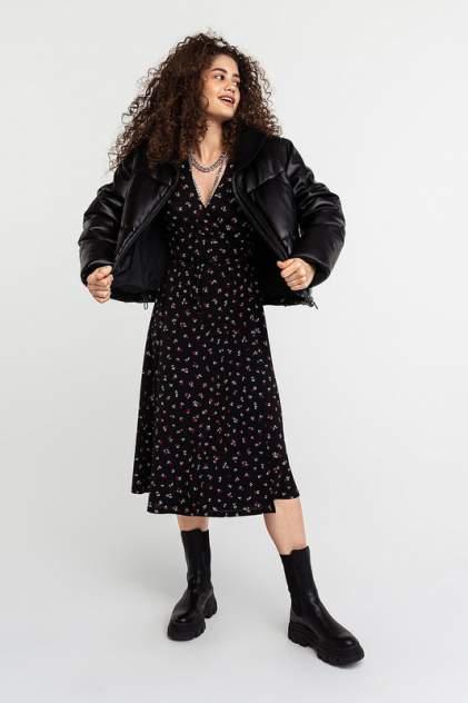 Вечернее платье женское befree 2111199523 черное XS