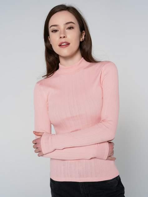 Водолазка женская ТВОЕ 77458 розовая S