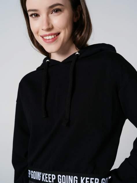 Толстовка женская ТВОЕ 78365 черная XL