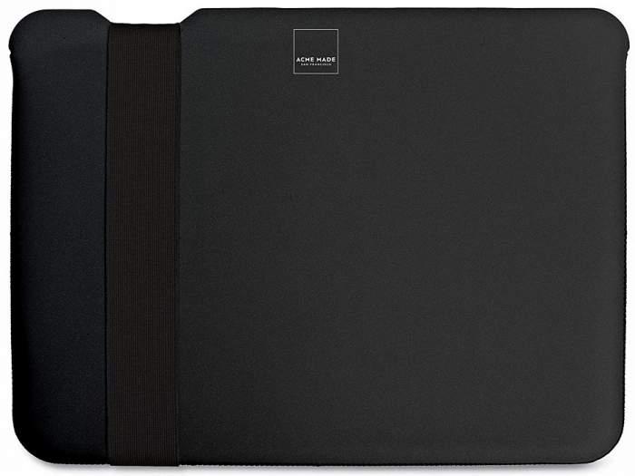 Чехол Acme Skinny Sleeve M (AM36799) для MacBook Air/Pro 13'' Black